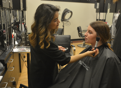 Cosmetology Salon Closed for Holiday