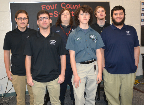 eSports Team Competes at State Finals