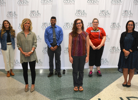 New Staff at Four County Career Center