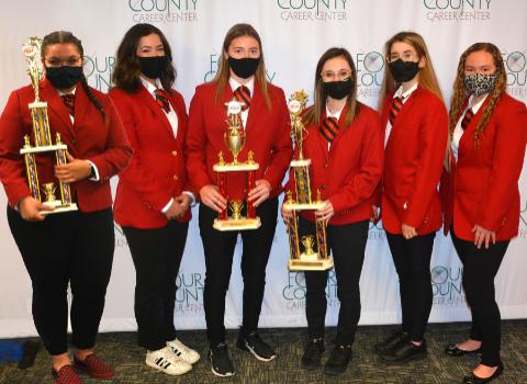State FCCLA Winners