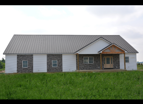 Construction Trades New Home