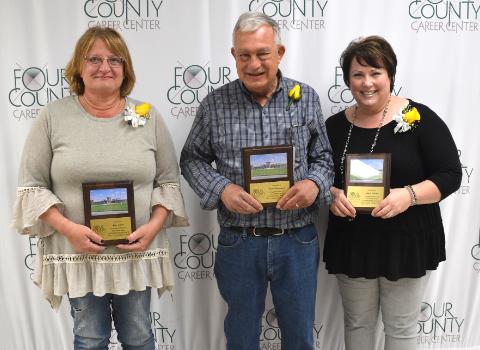FCCC Retirees & Employee Service Awards