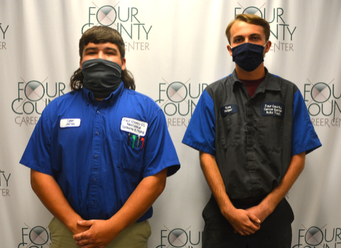 Students Place at Skills USA State Competition