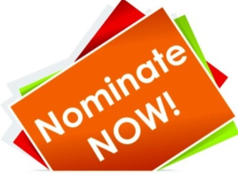 Nominations Accepted