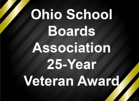 Board Members to Receive Award at OSBA Conference