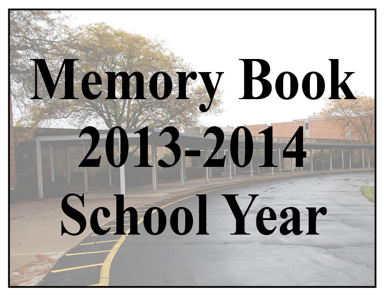 Image for: 2013-2014 Memory Book