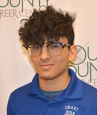Student of the Month - Santiago Cadena