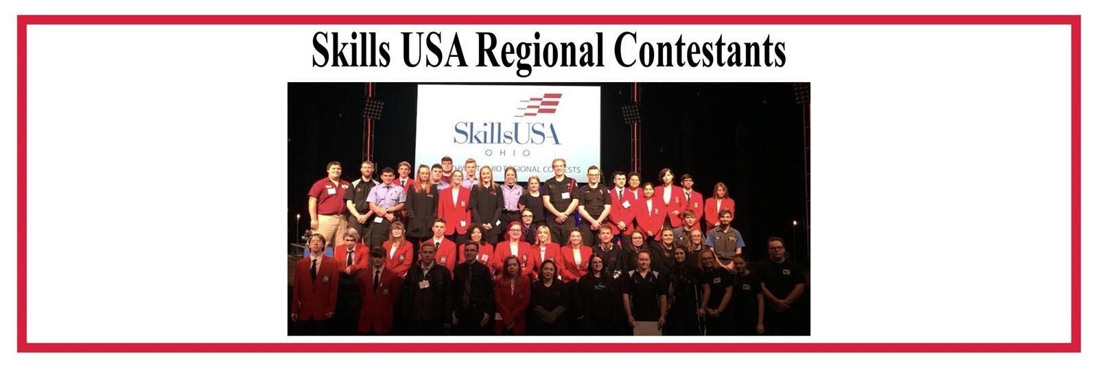 Skills Regionals