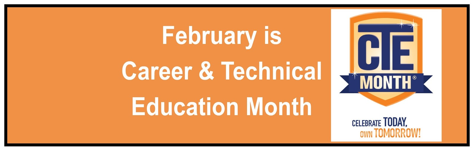 Career & Technical Education Month