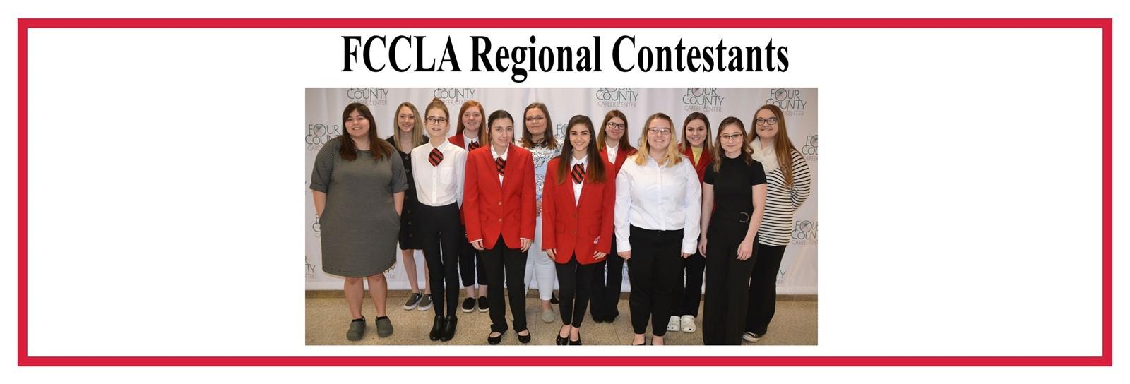 FCCLA Regionals