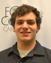 Student of the Month - Jacob Couts