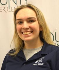 Student of the Month - Kaitlyn Mallett