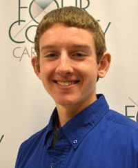 Student of the Month - Shawn McCullough