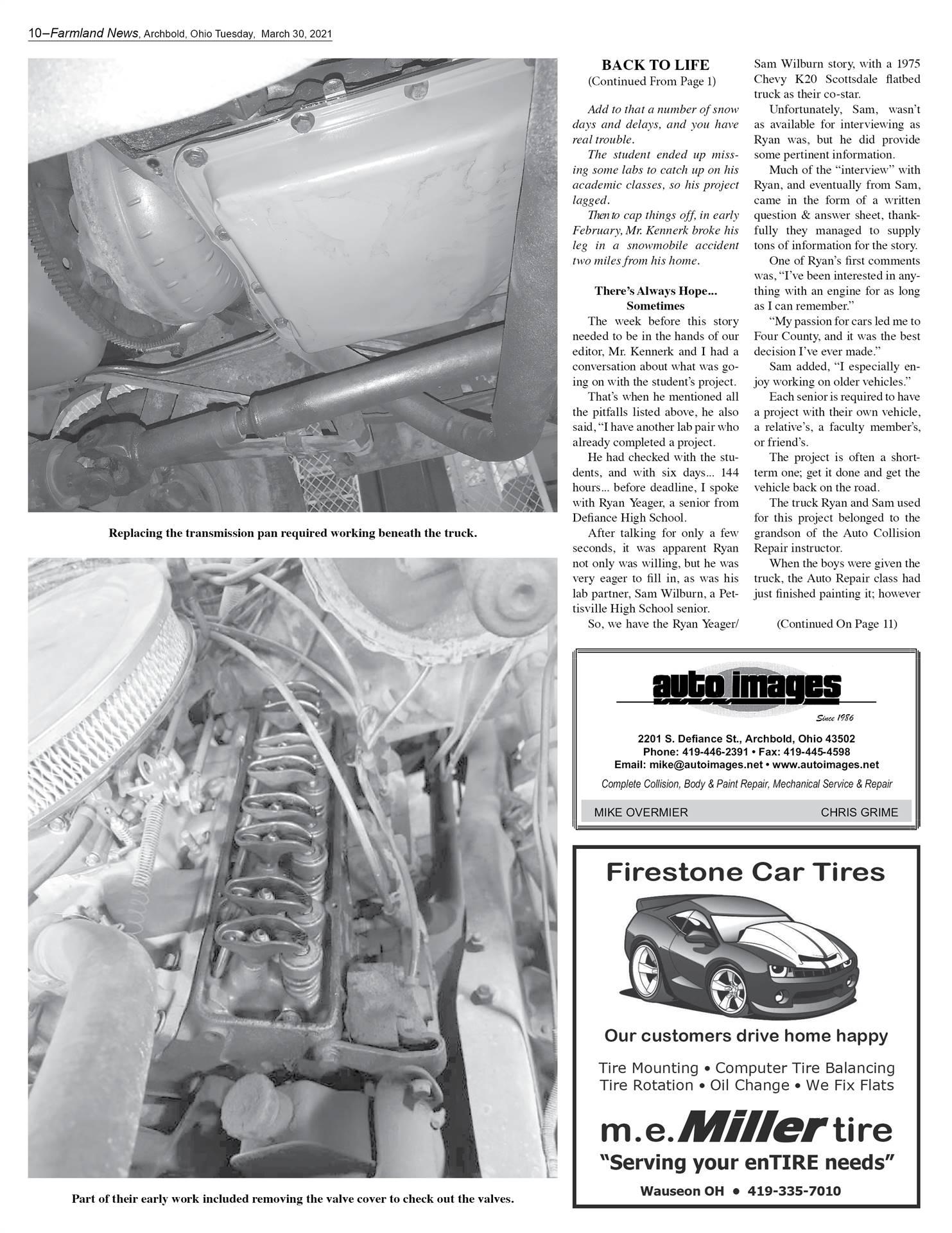 Farmland News Story - Page 2