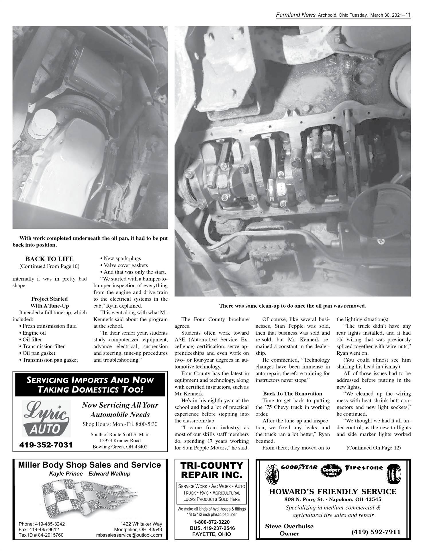 Farmland News Story - Page 3