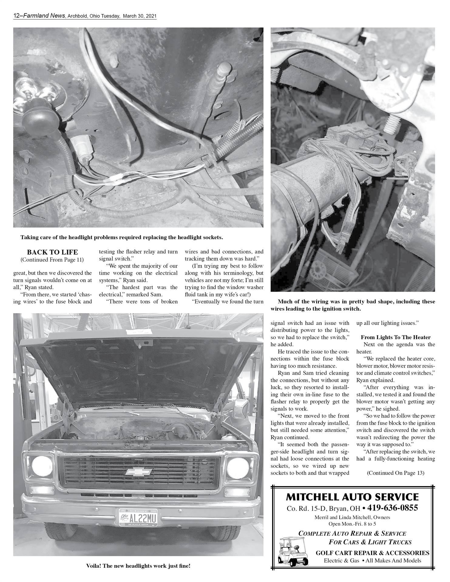 Farmland News Story - Page 4