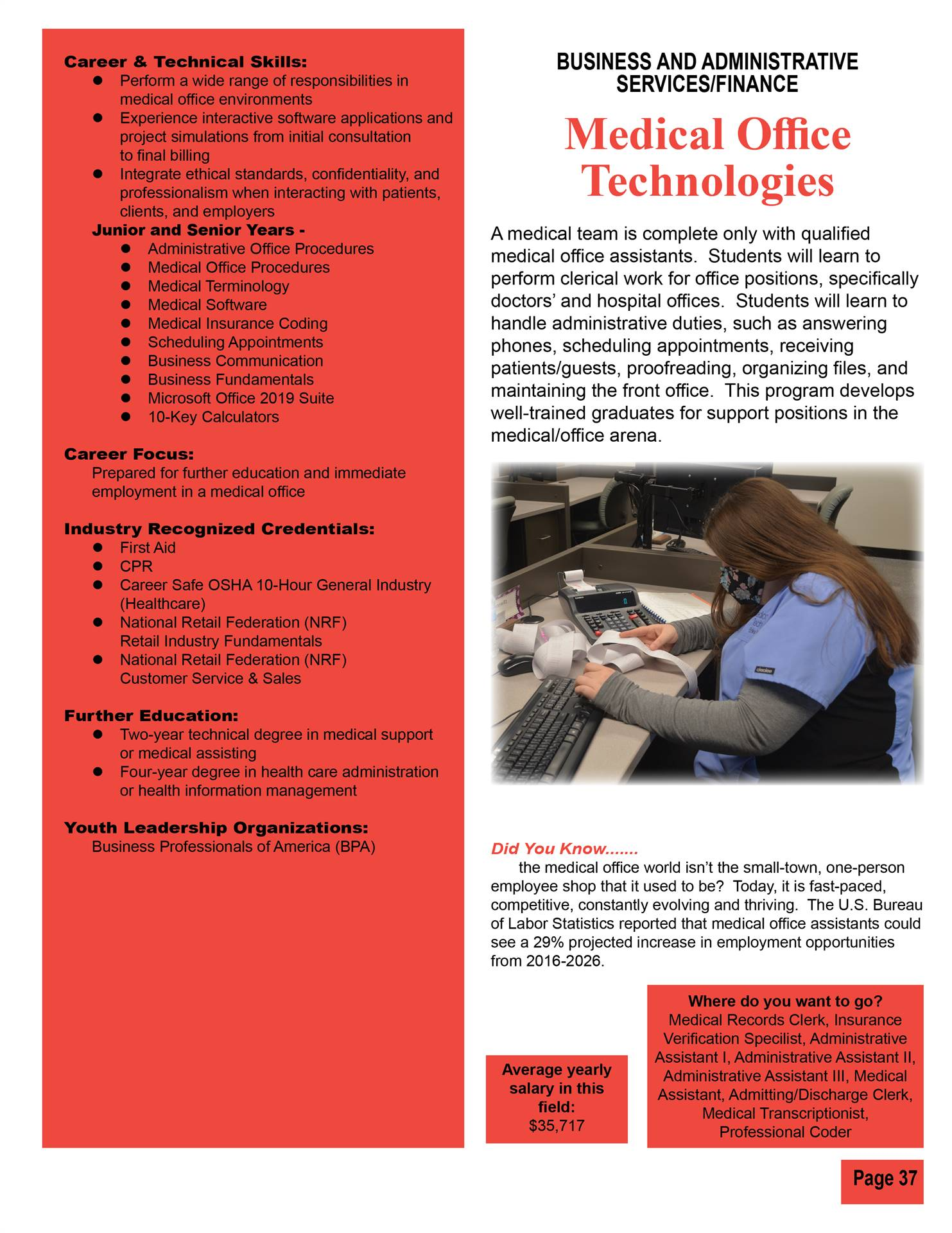 Medical Office Technologies