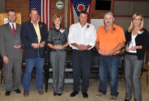 2016 Wall of Fame Members