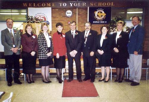 1997 Wall of Fame Members