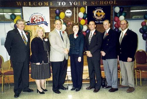 1998 Wall of Fame Members
