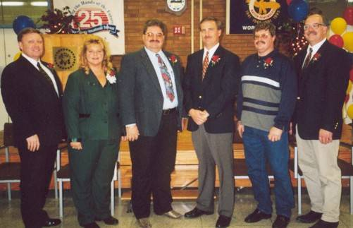 1999 Wall of Fame Members