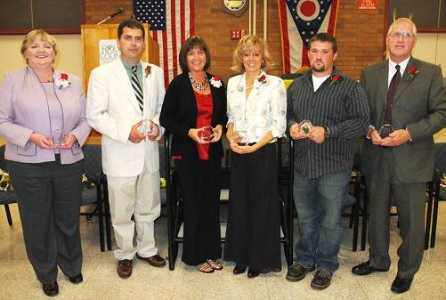 2010 Wall of Fame Members