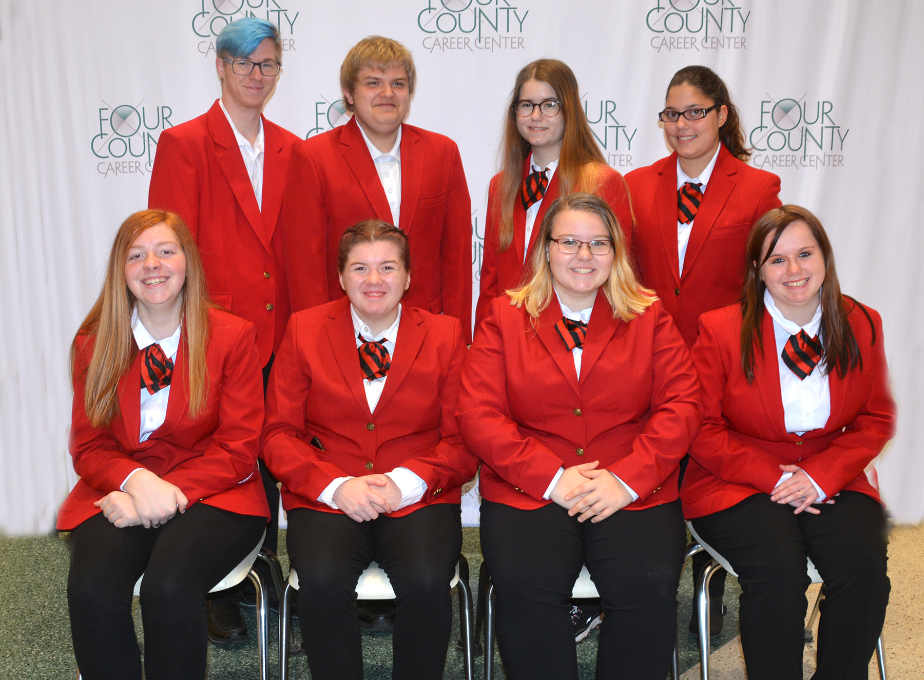 FCCLA Officers