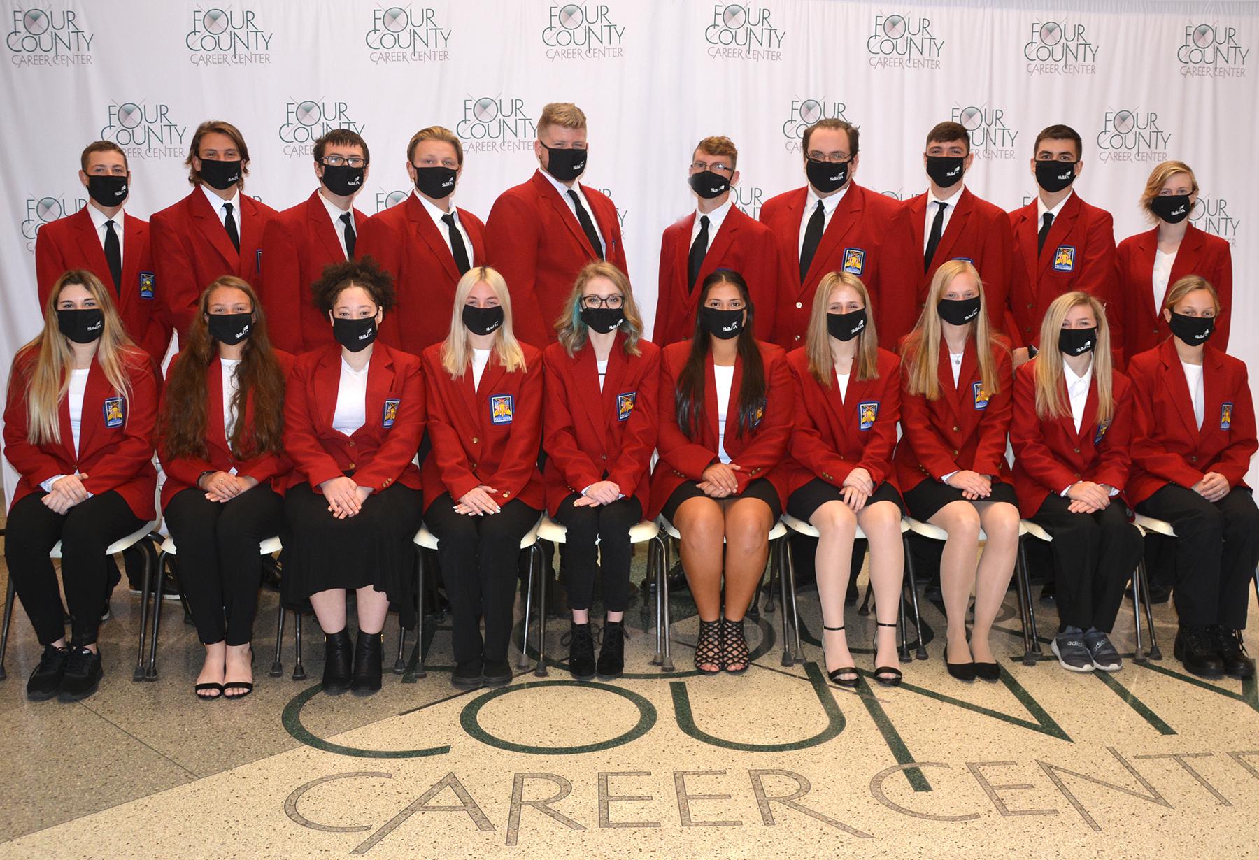 Skills USA Leadership Team